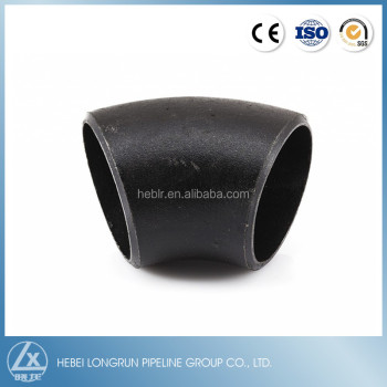 hebei longrun carbon steel pipe elbow 45 degree dimensions