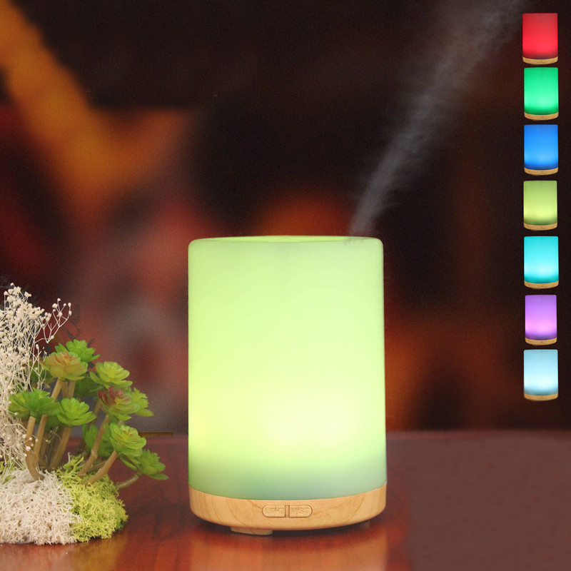 Wholesale electric usb air essential oil aromatherapy fragrance water ultrasonic aroma air diffuser