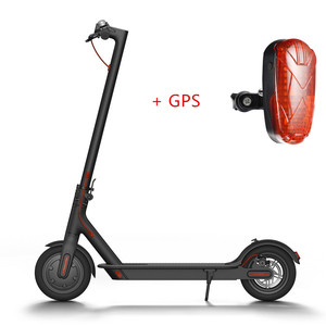 Factory Price Foldable 2 Wheel Electric Motorcycle Scooter with GPS Tracker