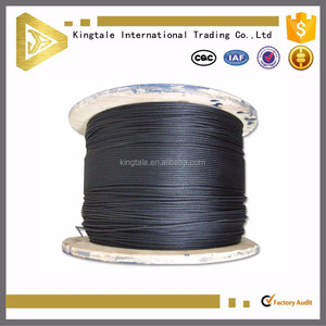 Gym Equipment Cable With Steel Wire Rope Certificate