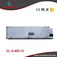 High Quality 12V 33A 400w LED Power Supply Switching Model Power Supply