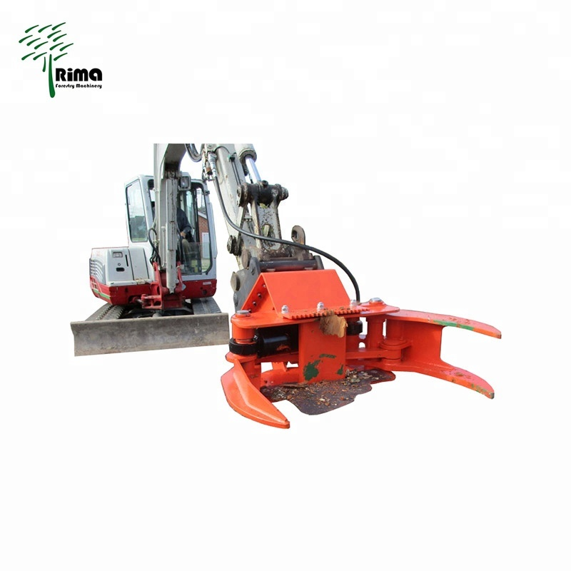 tree cutter for tractor,energy cut grapple