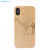 OEM Factory Custom Diy Laser Engraving Wood Bamboo Phone Cases For iPhone 7 Plus