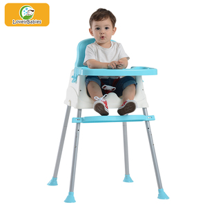 Cheap environmentally friendly baby dining chairs