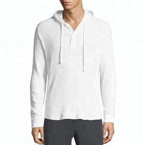 Custom Made 100% Cotton T shirts Men Long Sleeve T shirts Plain