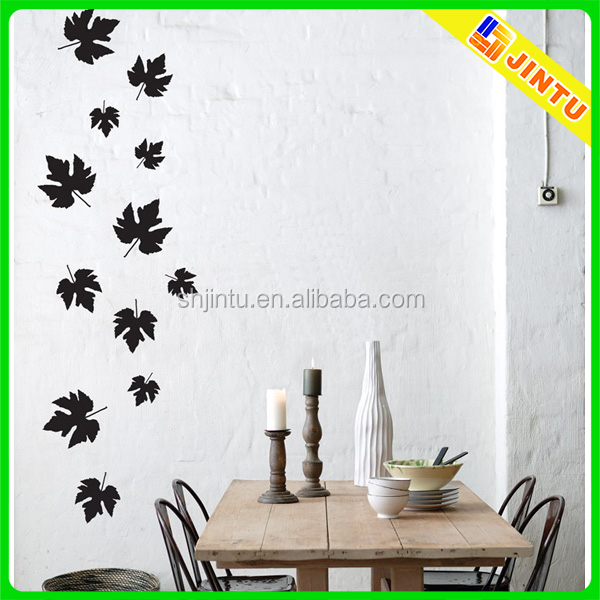 2015 high quality tree leaves wallpaper, decorative wallpapers
