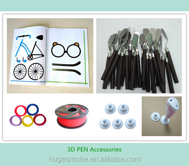 TOP selling educatief speelgoed voor kinderen 3d pen 2 DIY tekening printer groothandel