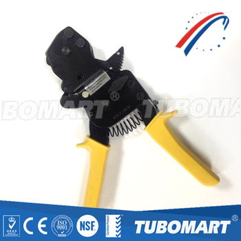 2016 New Pex Crimping Tool Pressing For Usa Copper Rings Pipe Astm877 876 Tools Poly Ing