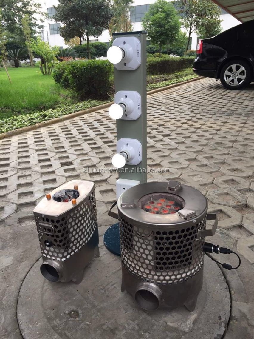 20watt Thermo Electric Stove Generator Fit For Camping And Outdoor ...