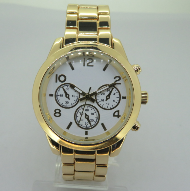 fashion gold watch men wholesale