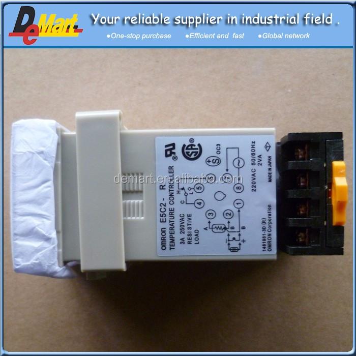 OMRON E5C2-R20K TEMPERATURE CONTROLLER