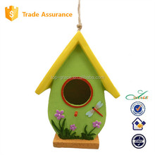 resin garden outdoor decorative birdhouse