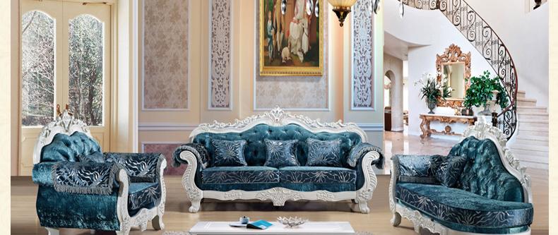 European High End Living Room Furniture,Fashion Luxury