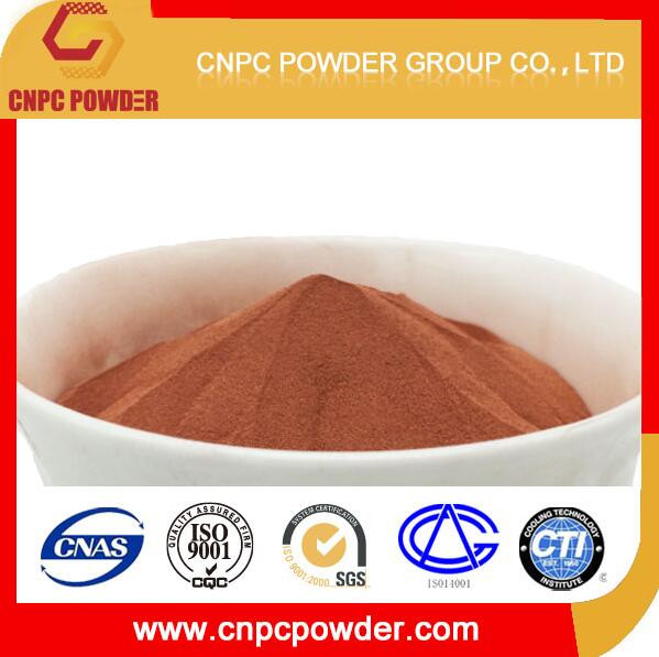Best Seller Ultrafine Iron Ash enriched stable isotope high purity copper powder