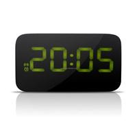 Snooze/Light Large LCD kids digital Alarm Clock