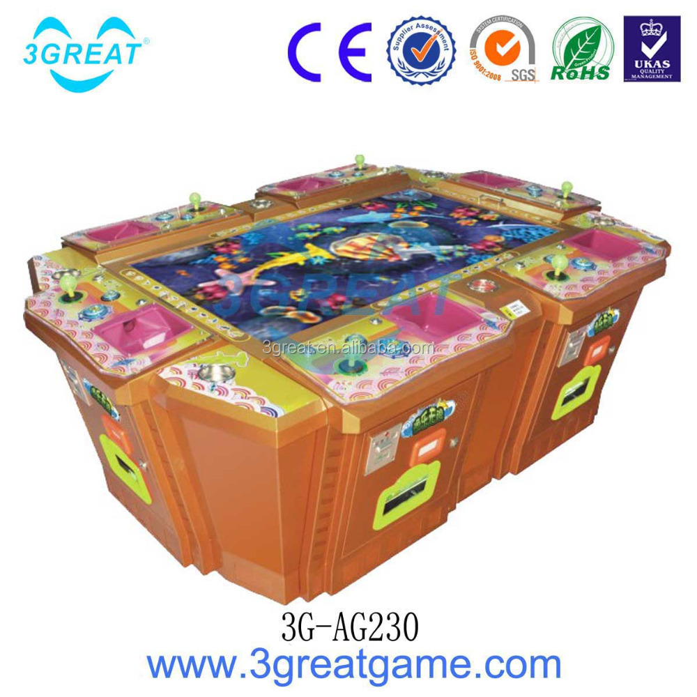 Guangdong classic fish game table gambling assemble kits in Las vegas