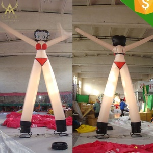 Bachelorette party show supplies Inflatable cartoon Astro boy Air Dancer For Trade Show, Air Dancers In Stock