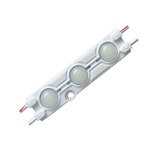 High bright 3 led module smd3030 injection module 1.5W for sign