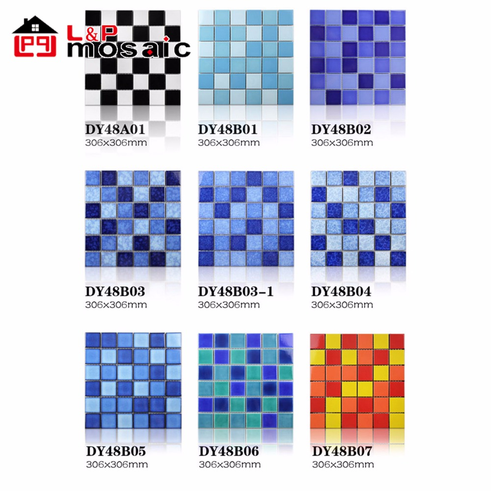 Porcelain Pool Mosaic Tile, Porcelain Pool Mosaic Tile Suppliers and ...