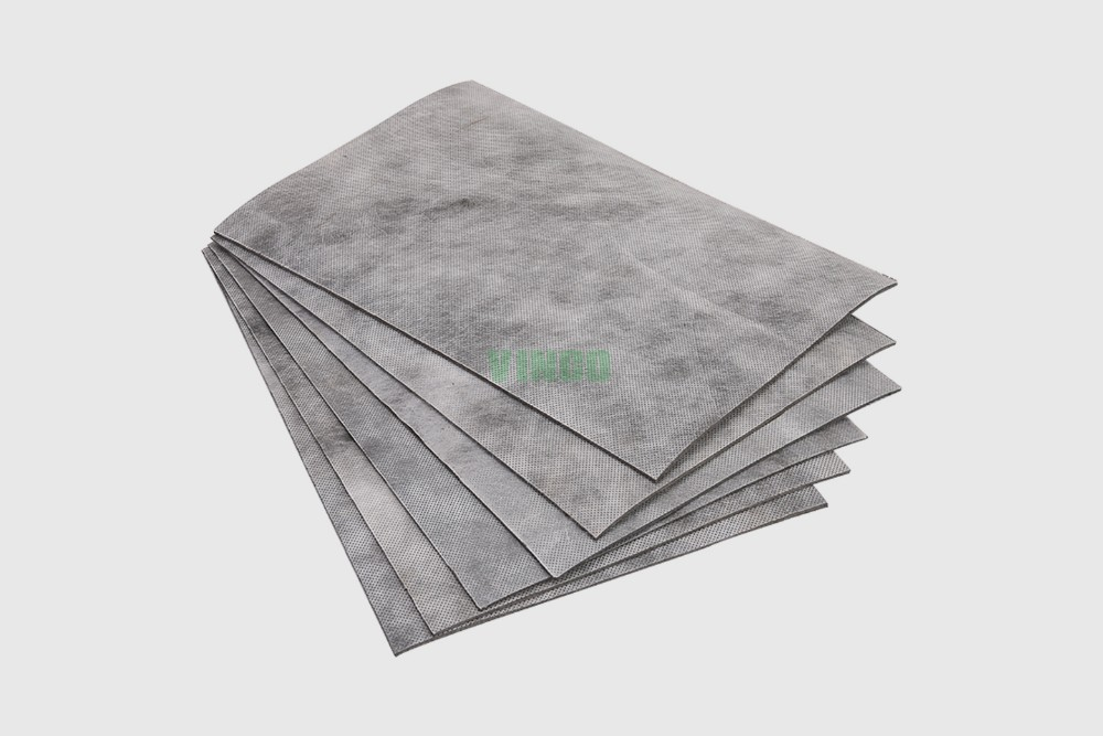 Architectural Acoustic Wall Panel Cloyh Inserted Epdm Rubber ...
