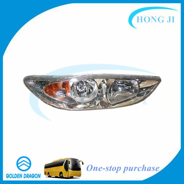 Led lights 24v for buses Golden Dragon 6127 led auto head lamp