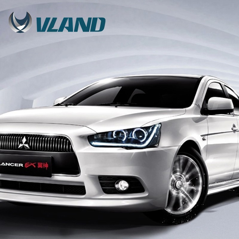 Ce Ccc E-mark Certifications Car Accessories For Mitsubishi Lancer ...