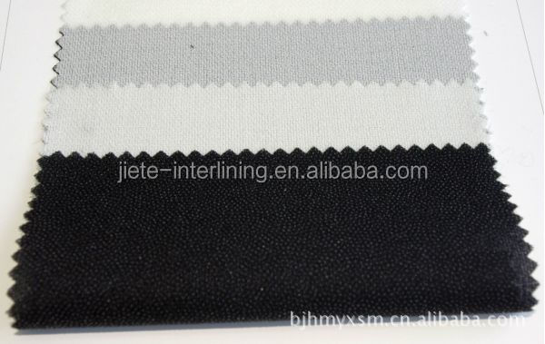 Double Dot Woven Fusing Interlining