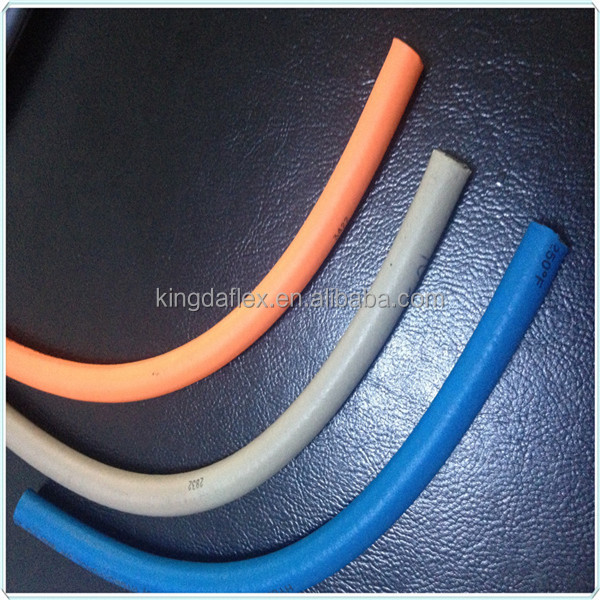 smooth cover flexible heat resistant rubber hydraulic hose