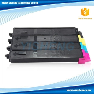 Compatible color toner cartridge TK-8315 TK-8316 TK-8317 TK-8318 TK-8319 toner kit for Kyocera TASKalfa 2550ci