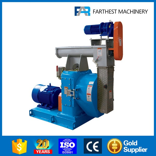 fertilizer pellet mill