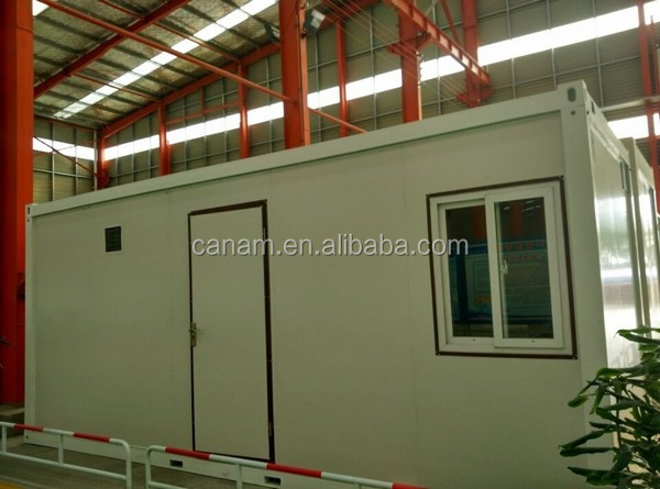 CANAM-Movable Galvanized Container Homes nz WIth Ablution