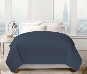 Quilted Sears Comforter Sheet Set Fitted Bedspread Buy High