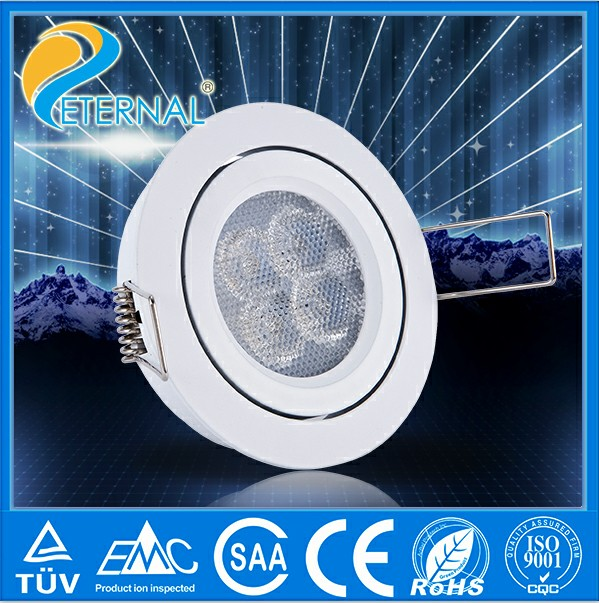 2014 Environment protection Epistar super bright downlight led