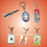 Full colour printing key chain