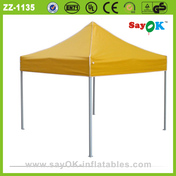 Manual Assembly Gazebo Tent 2x2 3x3 4x4 5x5 7x7