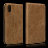 For iphone X genuine leather case for iphone wallet phone case