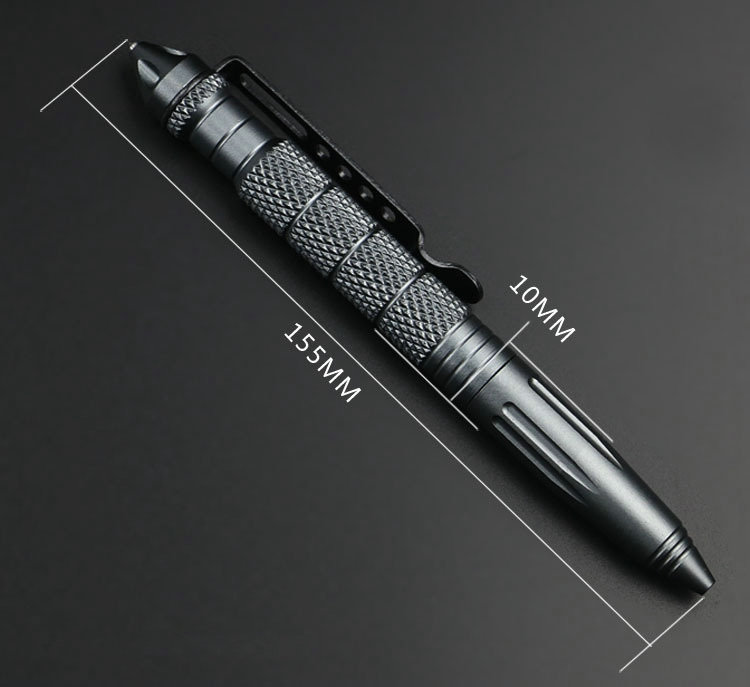 Tactical Pen Survival Tactical Writing Pen Emergency Glass Breaker Self Defense Multi Practical Portable Camping Tool pen