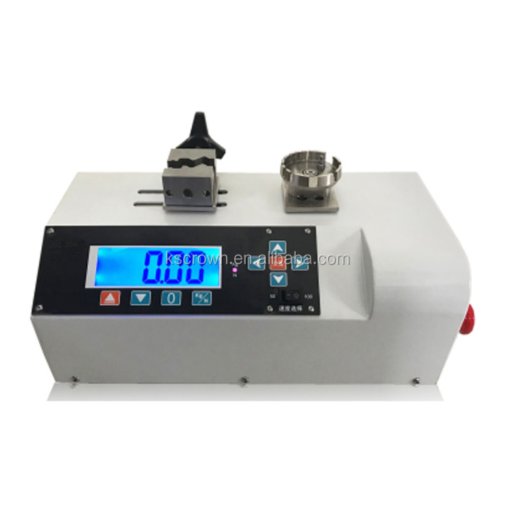 TT03 Electric Test Stand Wire Terminal Tearing Force Tester digital display