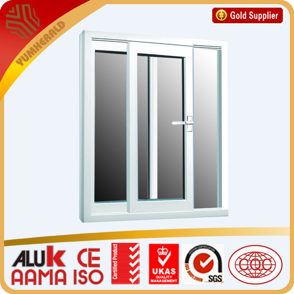 NEW!!! ALUK Aluminum sliding window with mosquito screen