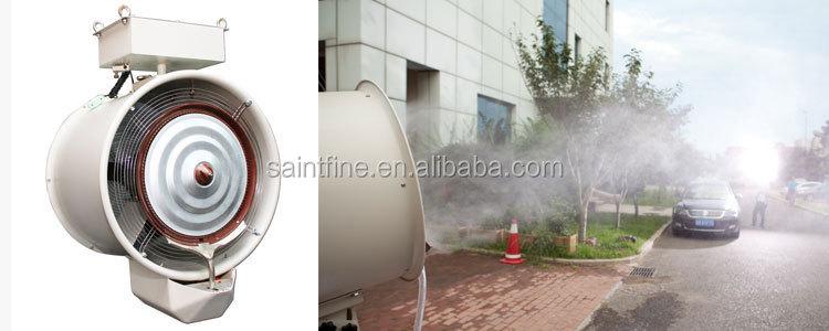 Centrifugal Outdoor/indoor/suspension Industrial Water Mist ...