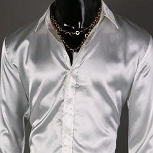 zijden blouses heren