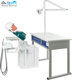 Dental Student Training Solution Treatment Surgery Practice Teaching Laboratory Equipment Simulation System Unit