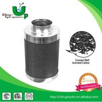 Hydroponics air carbon filter/indoor inline fans for plant growing