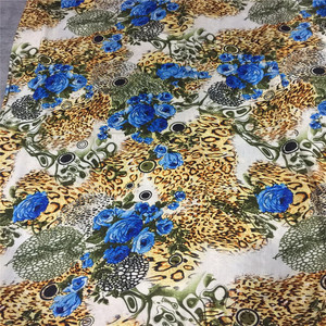 keqiao warehouse cheap 100% rayon/viscose printed textile