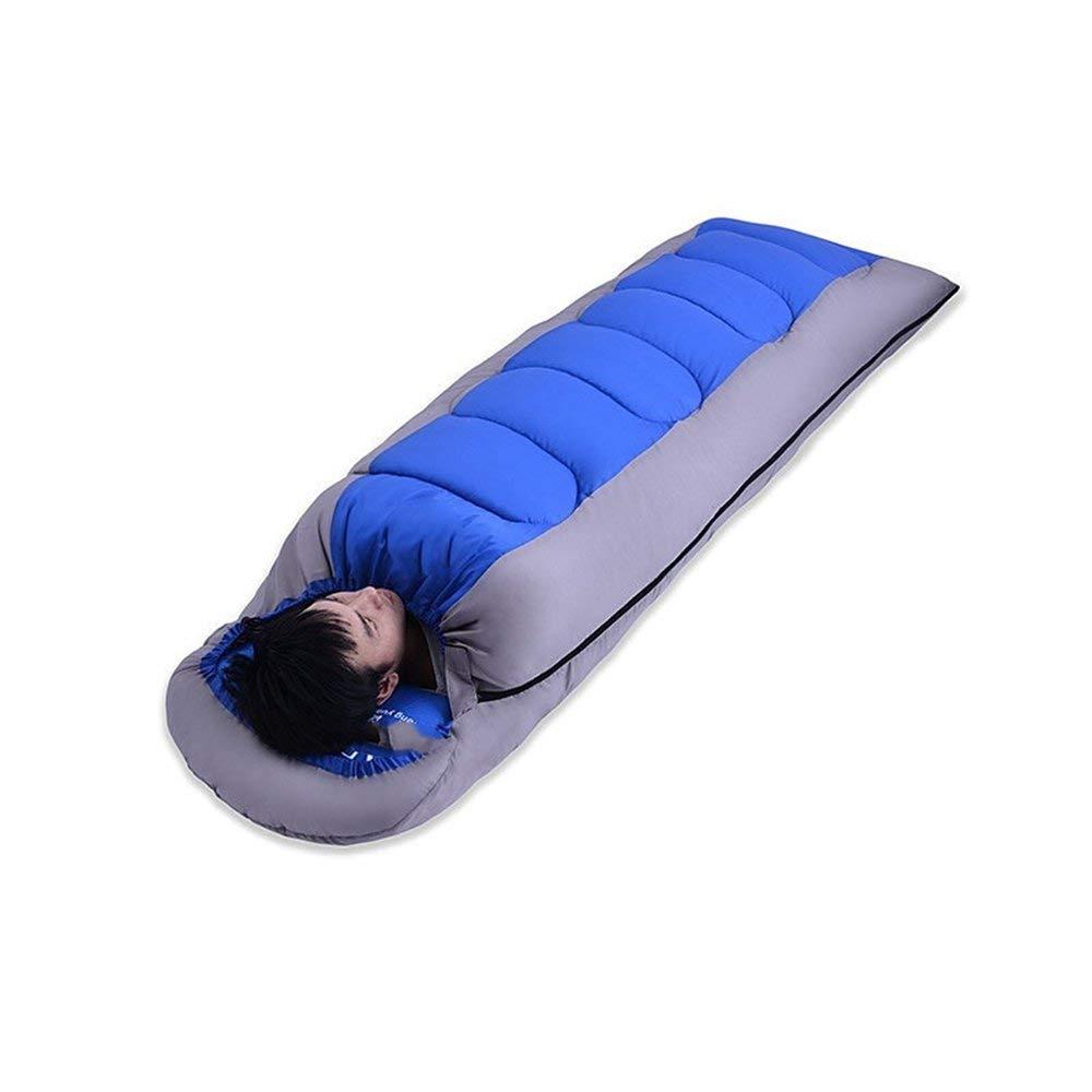 VCIU@@@ Sleeping Bag Outdoor Double Size -5-15°C Double Wide Bag Keep Warm Moistureproof Waterproof Portable Ultra Light (Ul) Windproof Dust