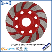 Long service life high technology cup grinding diamond wheels silicon carbide