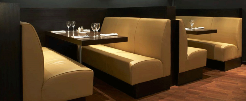 Modern Booth Seating For Sale