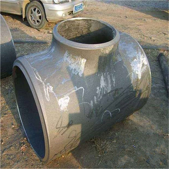 over size pipe fittings Stainless Steel pipe Fitting Equal Tee