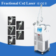 2019 High quality hot sale CO2 fractional laser for acne scar removal /skin resurfacing /new fractional co2 laser