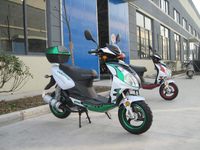 good sale 50cc, 125cc, 150cc Cheap Gasoline Scooter, moped B09-4